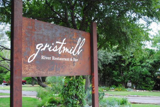 Grist Mill Restaurant - Gruene, TX